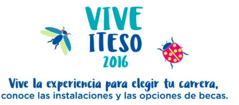 #VIVEITESO