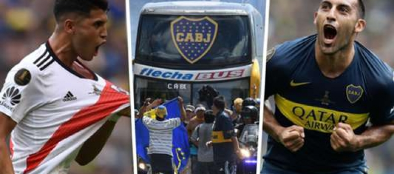 Vergüenza en el fútbol Argentino