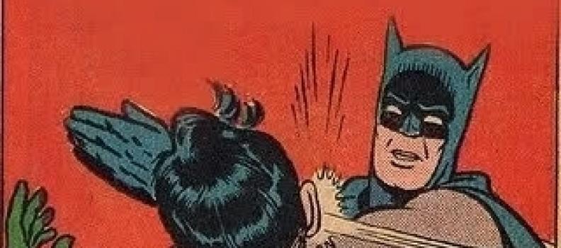 Batman y la moral kantiana.