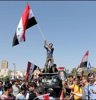 Siria Nos Llama a Gritos