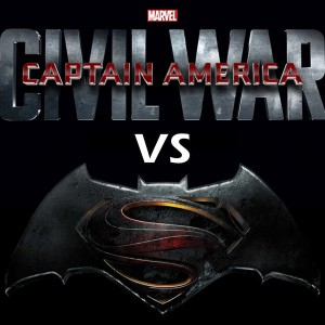 Batman Vs. Superman/ Capitán América: Cilvil War