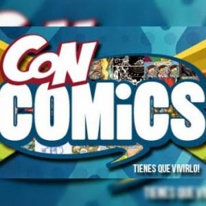ConComics Septiembre 2016