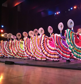 BALLET FOLKLORICO, NUESTRA CULTURA – El zapateo llegó a Guadalajara